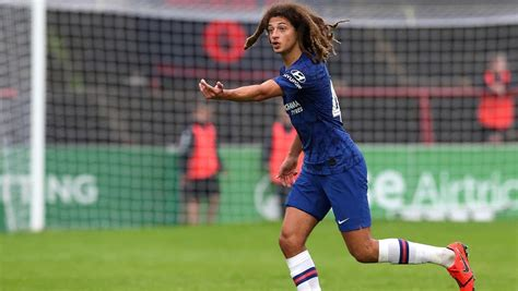 Ampadu excited by 'perfect step' as he agrees loan move to ...