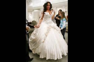 carolina herrera bridal la sposa di pnina un trionfo di luce che acceca
