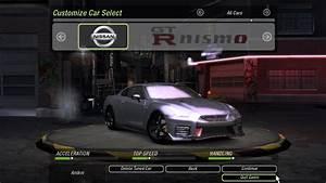 Need, For, Speed, Underground, 2, Nissan, 2018, Nismo, Gt