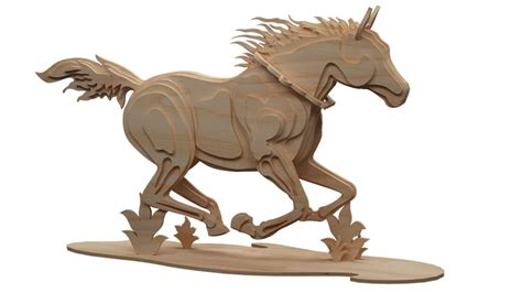 galloping horse  country western makecnccom