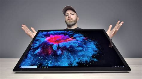the microsoft surface studio 2 youtube