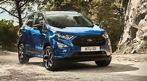 Ford Renueva El Suv Ecosport En Imagen  Mec U00e1nica Y