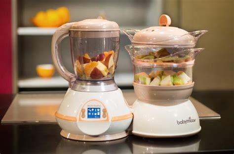 robot qui fait la cuisine comment organiser une semaine de petits pots maison