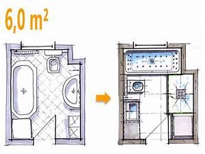 Kleine Bäder Grundrisse : die besten 25 grundriss badezimmer 6 qm ideen auf ~ Lizthompson.info Haus und Dekorationen