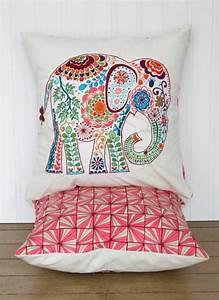 Deko Kissenbezüge 80x80 : kissen selbst gestalten kissenbez ge dekorieren ~ Lateststills.com Haus und Dekorationen