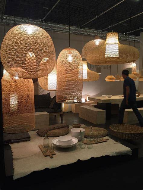 ay illuminate bamboo pendant lamp twiggy al shade