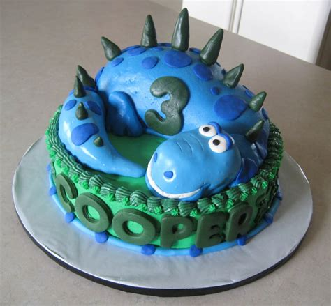 dinosaur birthday cake custom cakes by julie dinosaur cake