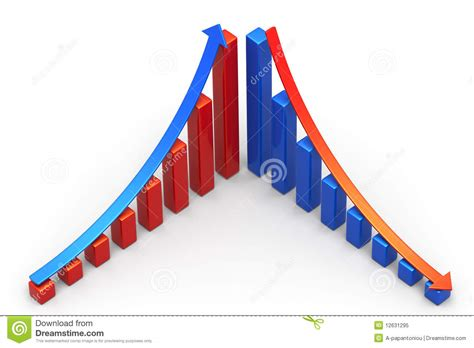 Incline And Decline Royalty Free Stock Photo  Image 12631295