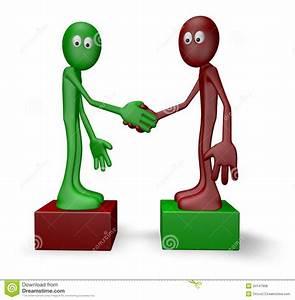 Shake hands stock illustration. Image of friendship, deal ...