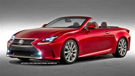 lexus convertible 2015 2015 lexus rc convertible release date new car release date