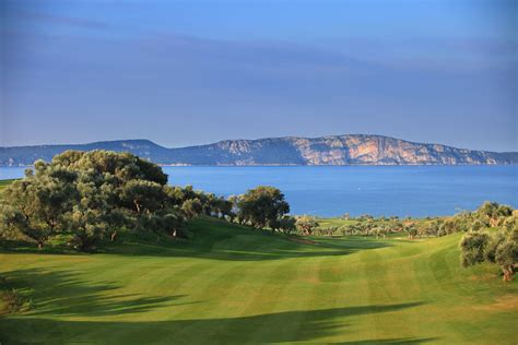 Costa Resort by Costa Navarino Golf Course Is Greece 2 Courses In The