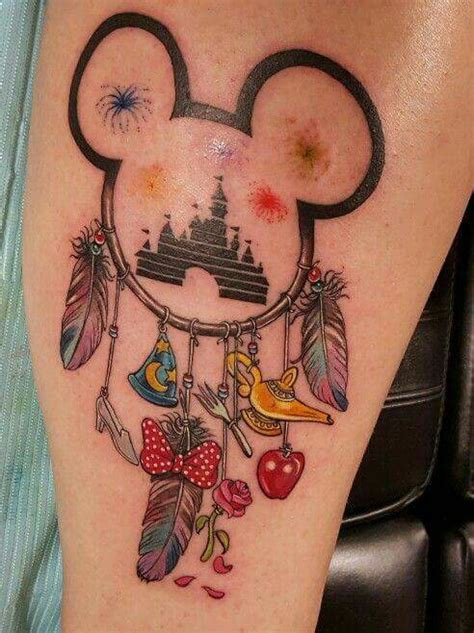 Disney Tattoos Designs, Ideas And Meaning  Tattoos For You