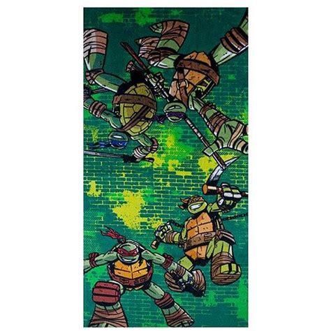 nickelodeon teenage mutant ninja turtles bath towel walmartcom