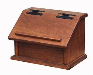 Amish Hardwood Recipe Box