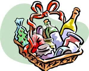 raffle basket ideas basket raffle prizes clipart