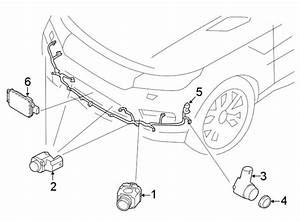 2019 Land Rover Range Rover Sport Parking Aid System