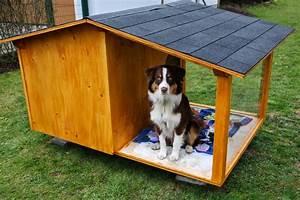 Hundehütte Mit Terrasse : robin hood hundeh tte ~ Watch28wear.com Haus und Dekorationen