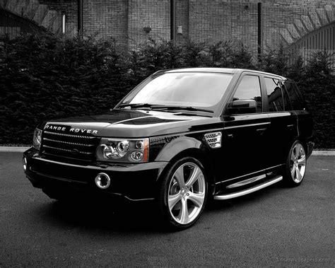 Black Range Rover Wallpaper by Black Land Rover Wallpaper Hd Car Wallpapers Id 1112