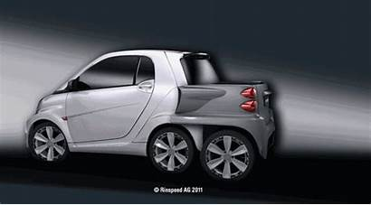 Smart Dock Rinspeed Cars Concept Six Fortwo