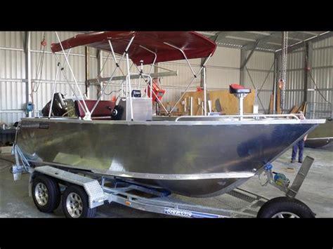 Custom Plate Alloy Boats by 5 5m Heavy Duty Plate Boats Custom Plate Alloy Package