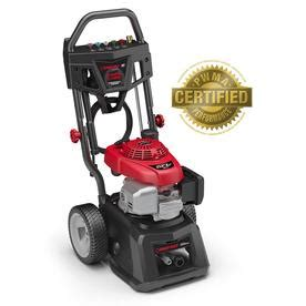 shop gas pressure washers at lowes