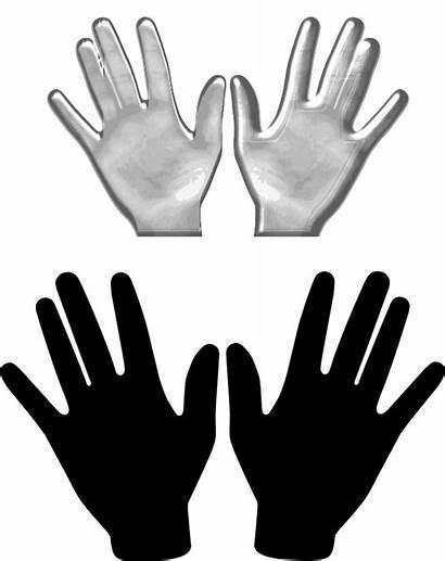 Hands Vector Hand Praying Clip Clipart Svg