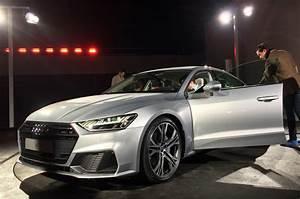 Audi A7 Coupe : new audi a7 52 240 price for flagship four door coup autocar ~ Medecine-chirurgie-esthetiques.com Avis de Voitures