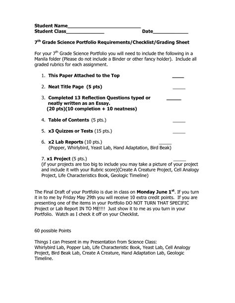 17 best images of reading reflection worksheet 7th grade