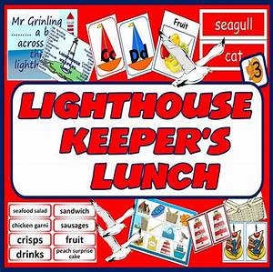 lighthouse keepers lunch word matchmaker