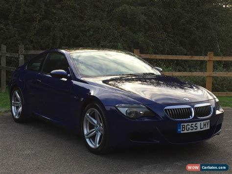 2005 Bmw M6 For Sale In United Kingdom