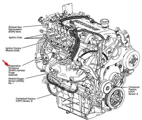 2003 Chevy Venture Vacuum Hose Diagram by I Need To Where Is This Part On The Vehicle And If