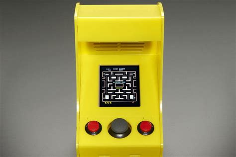 Raspberry Pi Arcade Cabinet Kit by Cupcade Raspberry Pi Powered Micro Arcade Cabinet Kit