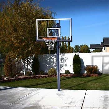 Lifetime 137 Cm (54in) Inground Basketball System