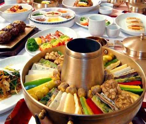 cuisine coreenne fr gt corée pratique gt la cuisine coréenne gt une cuisine