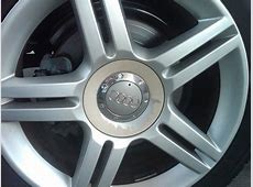 Audi wheel center caps AudiForumscom