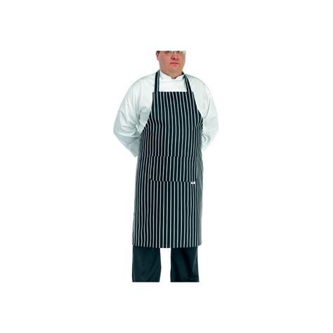 tablier noir de cuisine tablier de cuisine noir é grande taille