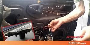 Pemicu Rusaknya  U201dcentral Lock U201d Pintu Mobil