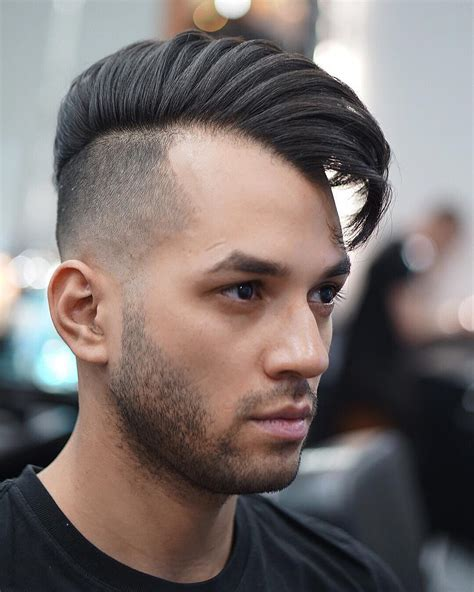 types  fade haircuts  update