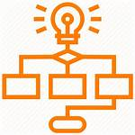 Icon Workflow Structure Organization Business Icons Management