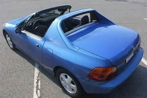 1993 Honda Civic Del Sol   Lsd Mt