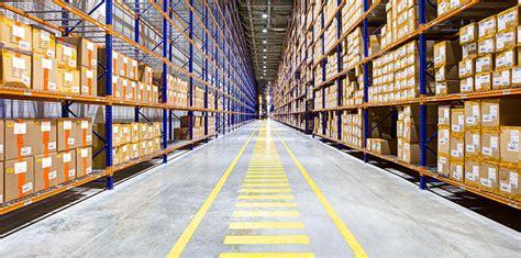 warehousing distribution esrfid