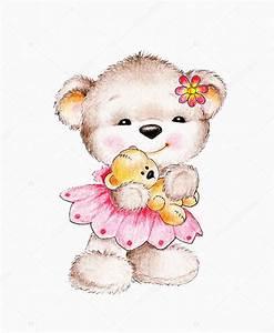 Süße Herz Bilder : s e teddyb r mit baby b r stockfoto tchumak 37615717 ~ Frokenaadalensverden.com Haus und Dekorationen
