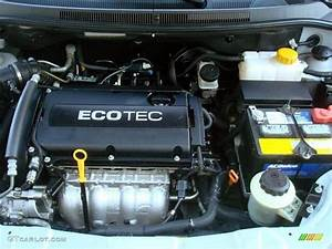 2009 Chevrolet Aveo Aveo5 Lt 1 6 Liter Dohc 16