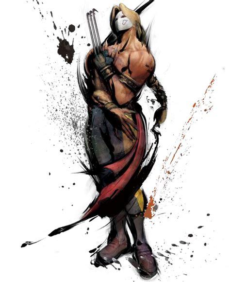 Vegapng Street Fighter 4 Artwork Fighting Game News