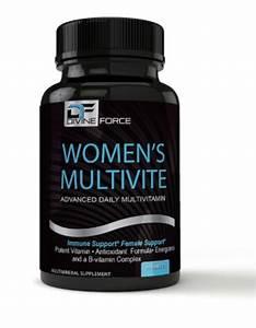 New Advanced Multivitamin Immune Support Female Support Potent Vitamin  Antioxidant Formula