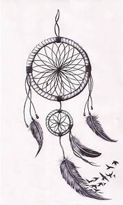 dreamcatcher tat by mmpninja on deviantart With dream catcher tattoo template