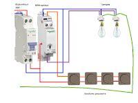 montage telerupteur schneider schema electrique