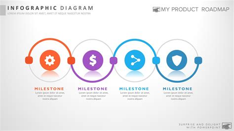 stage fancy powerpoint strategy smartart theme design