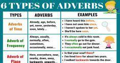 adverbs  english