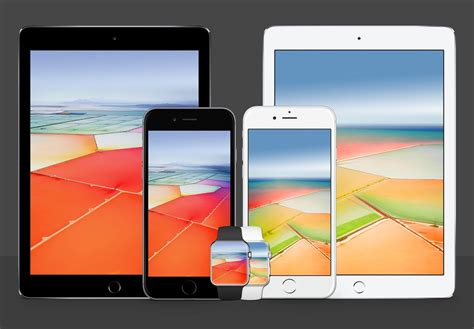 Iphone Se And Ipad Pro Wallpapers